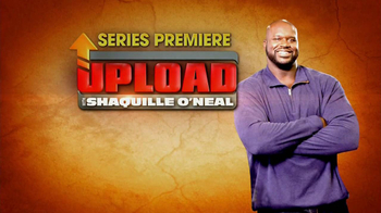 Upload with Shaquille O'Neal - 79 commercial airings