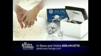 Jewelry Exchange  TV Spot, 'Diamond Bands'