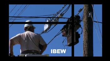 IBEW TV Spot, 'Who Is' - Thumbnail 1