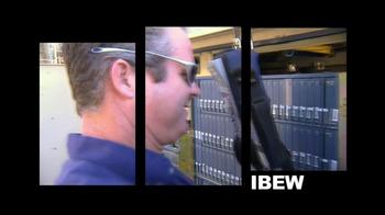 IBEW TV Spot, 'Who Is' - Thumbnail 2