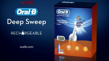 Oral-B Deep Sweep 5000 Electric Toothbrush TV Spot, 'Flags' - Thumbnail 9