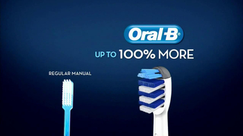Oral-B Deep Sweep 5000 Electric Toothbrush TV Spot, 'Flags' - Thumbnail 7