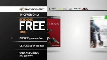 GameFly.com TV Spot, 'Online Memebership' - Thumbnail 1