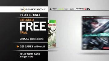 GameFly.com TV Spot, 'Online Memebership' - Thumbnail 2
