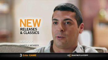GameFly.com TV Spot, 'Online Memebership' - Thumbnail 6