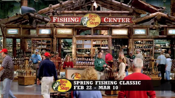 Bass Pro Shops Spring Fishing Classic TV Spot Featuring Bill Dance - Thumbnail 7