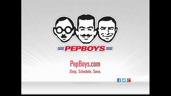 PepBoys Time for a Change Oil Change TV Spot  - Thumbnail 6