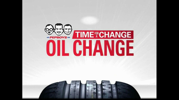 PepBoys Time for a Change Oil Change TV Spot  - Thumbnail 1