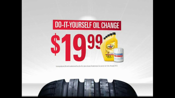 PepBoys Time for a Change Oil Change TV Spot  - Thumbnail 2