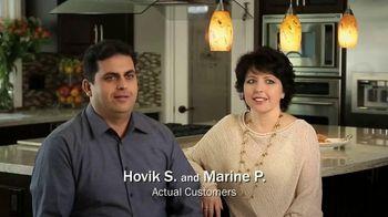 Prospect Mortgage Dream Remodel Loan TV Spot, 'Kitchen Remodel'
