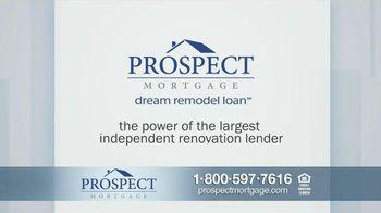 Prospect Mortgage Dream Remodel Loan TV Spot, 'Kitchen Remodel' - Thumbnail 10