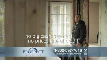 Prospect Mortgage Dream Remodel Loan TV Spot, 'Kitchen Remodel' - Thumbnail 4