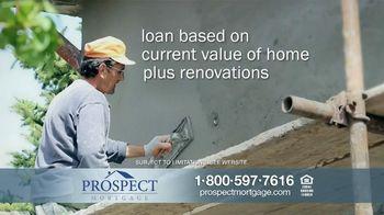 Prospect Mortgage Dream Remodel Loan TV Spot, 'Kitchen Remodel' - Thumbnail 5