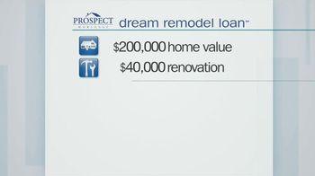 Prospect Mortgage Dream Remodel Loan TV Spot, 'Kitchen Remodel' - Thumbnail 6