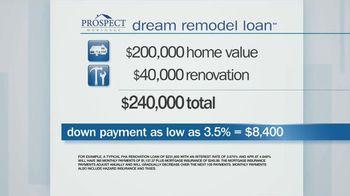 Prospect Mortgage Dream Remodel Loan TV Spot, 'Kitchen Remodel' - Thumbnail 7