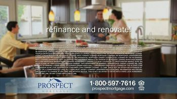 Prospect Mortgage Dream Remodel Loan TV Spot, 'Kitchen Remodel' - Thumbnail 8