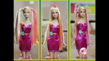 Barbie Color Stylin' Hair TV Spot  - Thumbnail 7