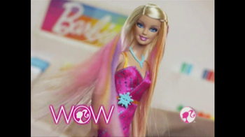 Barbie Color Stylin' Hair TV Spot  - Thumbnail 8