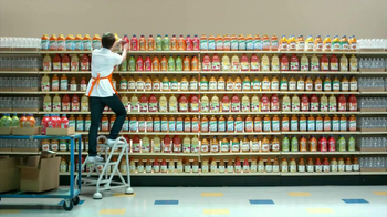 Tropicana Farmstand TV Spot, 'Collapsing Shelf' Song by Passion Pit - Thumbnail 1