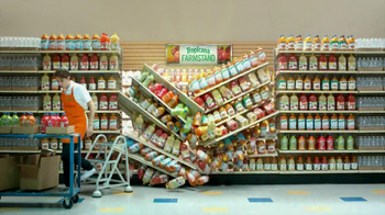Tropicana Farmstand TV Spot, 'Collapsing Shelf' Song by Passion Pit - Thumbnail 3