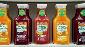 Tropicana Farmstand TV Spot, 'Collapsing Shelf' Song by Passion Pit - Thumbnail 7