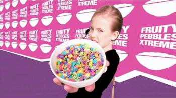 Fruity Pebbles Xtreme TV Spot - Thumbnail 1