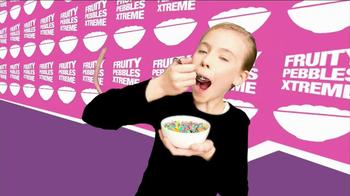 Fruity Pebbles Xtreme TV Spot - Thumbnail 2