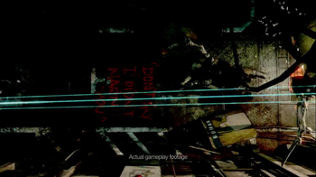 Dead Space 3 TV Spot, 'Take Down the Terror' Song by Nonpoint - Thumbnail 2