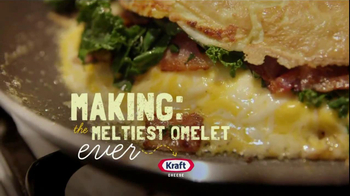 Kraft Triple Cheddar Cheese TV Spot, 'Omelet' Song by Mother Mother - Thumbnail 1