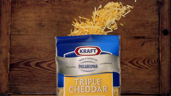 Kraft Triple Cheddar Cheese TV Spot, 'Omelet' Song by Mother Mother - Thumbnail 7