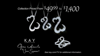 Kay Jewelers Open Hearts TV Spot, 'Dad's Room' Featuring Jane Seymour - Thumbnail 7