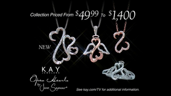 Kay Jewelers Open Hearts TV Spot, 'Dad's Room' Featuring Jane Seymour - Thumbnail 8