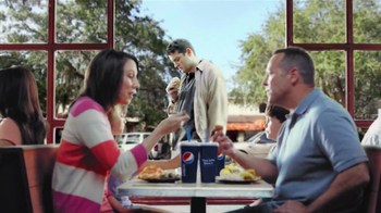 Long John Silver's Cod and Shrimp Basket TV Spot, 'Fish Sandwich' - Thumbnail 5
