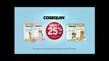 PetSmart Stock Up and Save TV Spot, 'Cosequin' - Thumbnail 7