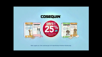 PetSmart Stock Up and Save TV Spot, 'Cosequin' - Thumbnail 6