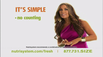 Nutrisystem Fresh Start Sales Event TV Spot Feat. Jillian Barberie - Thumbnail 2
