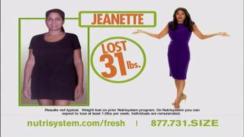 Nutrisystem Fresh Start Sales Event TV Spot Feat. Jillian Barberie - Thumbnail 5
