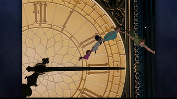 Peter Pan Blu-ray and DVD TV Spot