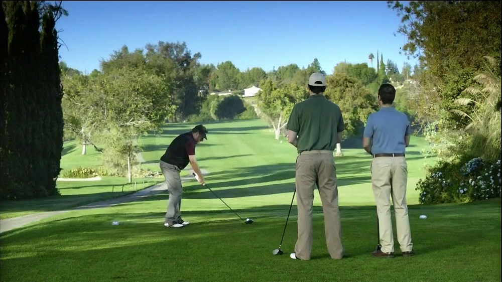 Alka-Seltzer Plus Severe Congestion and Cough TV Commercial, 'Golf Cough' -  Video