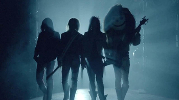 Jack in the Box Super Bowl 2013 Teaser, 'Rock God in the Box'