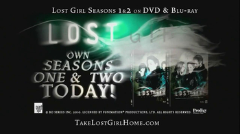 Lost Girl Season 1&2 Blu-ray, DVD TV Spot  - Thumbnail 7