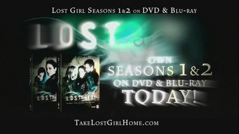 Lost Girl Season 1&2 Blu-ray, DVD TV Spot  - Thumbnail 1