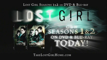 Lost Girl Season 1&2 Blu-ray, DVD TV Spot  - Thumbnail 2