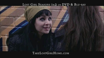 Lost Girl Season 1&2 Blu-ray, DVD TV Spot  - Thumbnail 3