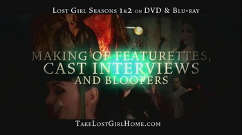 Lost Girl Season 1&2 Blu-ray, DVD TV Spot  - Thumbnail 4