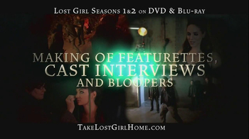 Lost Girl Season 1&2 Blu-ray, DVD TV Spot  - Thumbnail 5