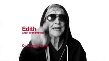 Me on GNC TV Spot, 'Great-Grandmother' - Thumbnail 1