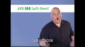 Car Hop TV Spot 'Tax Refund'