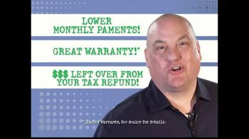CarHop Auto Sales & Finance TV Spot, \'Tax Refund\'