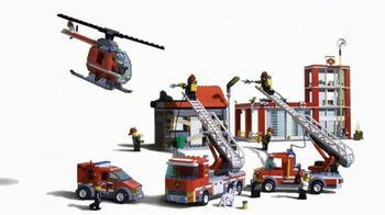 LEGO City Fire Station TV Spot  - Thumbnail 8